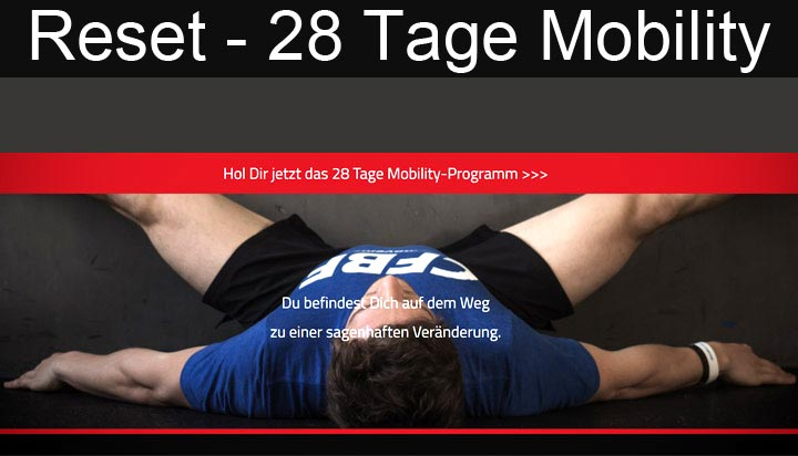 Reset - 28 Tage Mobility